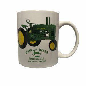 John Deere Model A Tractor Coffee Mug
